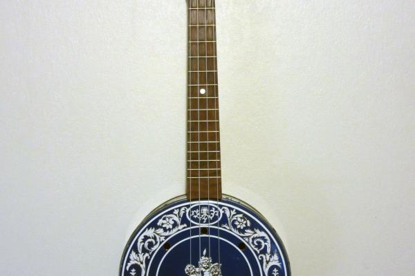 "The overall winner, ""Swamp Uke"", by Paul Isaacson."